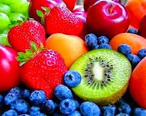 fruits which can increase feng shui in any room design