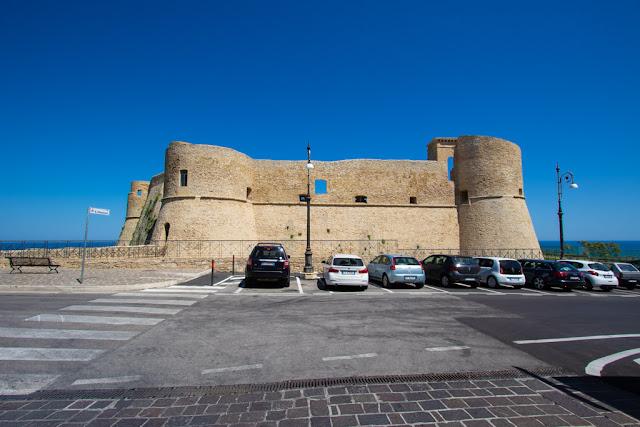 Castello aragonese-Ortona