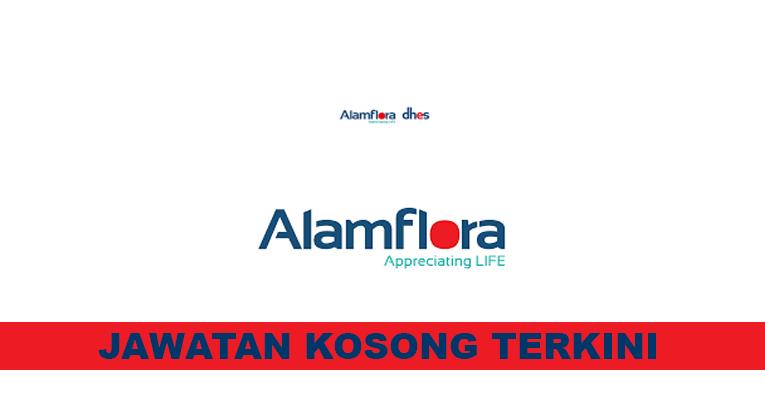 Kekosongan terkini di Alam Flora Sdn. Bhd