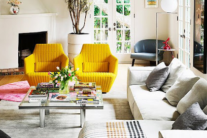 Living Room Decorating Ideas You'll Want to Steal ASAP