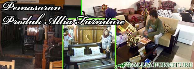 Pemasaran Allia Furniture online Jakarta