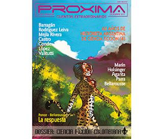 Revista PROXIMA Nro 36, Diciembre 2017 < DESCARGAR PDF >