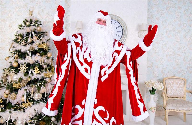 Сколько зарабатывает Дед Мороз