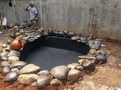 Tukang Kolam Salabenda Atang Sanjaya Bogor - SuryaTaman
