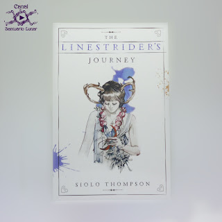 The Linestrider Tarot - Book (Front)