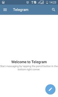 telegram siap digunakan