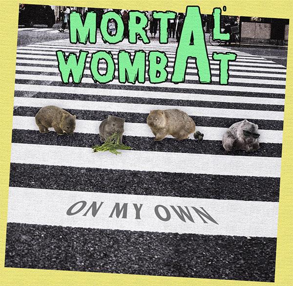 "Mortal Wombat stream new album ""On My Own"""