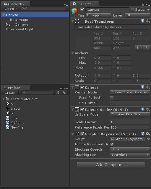 Unity 與Blender 技能專屬書: Unity UI Canvas Draw