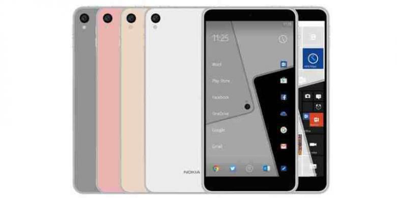 Nokia Akan Kembali Buat HP di Awal 2017 dengan OS Android