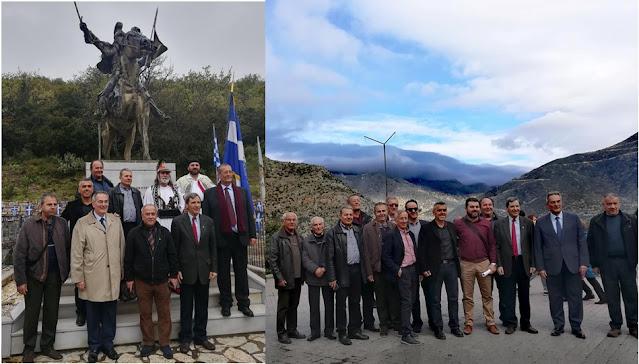 Συγκροτήθηκε σε σώμα το 1ο Διοικητικό Συμβούλιο της Πανελλήνιας Ομοσπονδίας Πολιτιστικών Συλλόγων Πελοποννησίων