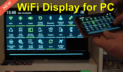 WiFi Display for PC