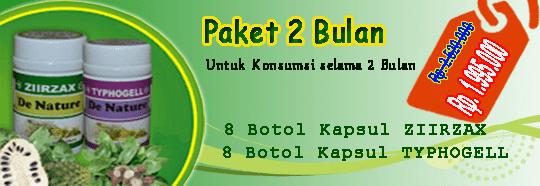 obat kanker serviks, de nature indonesia