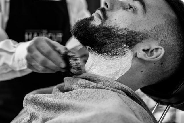 طريقة تسريح شعر اللحية