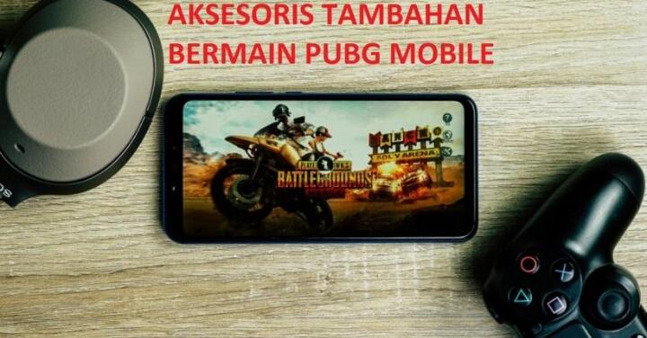 Aksesoris Game PUBG Mobile