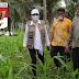 Bupati Tetty Paruntu Terdorong Kembangkan Lokasi Wisata Tani Minsel