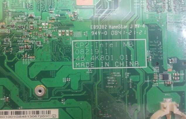08219-1 Acer Aspire 5735,5735z,5335 Bios