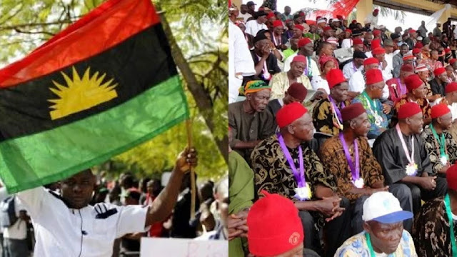 Ohaneze, IPOB reconcile, agrees to work together