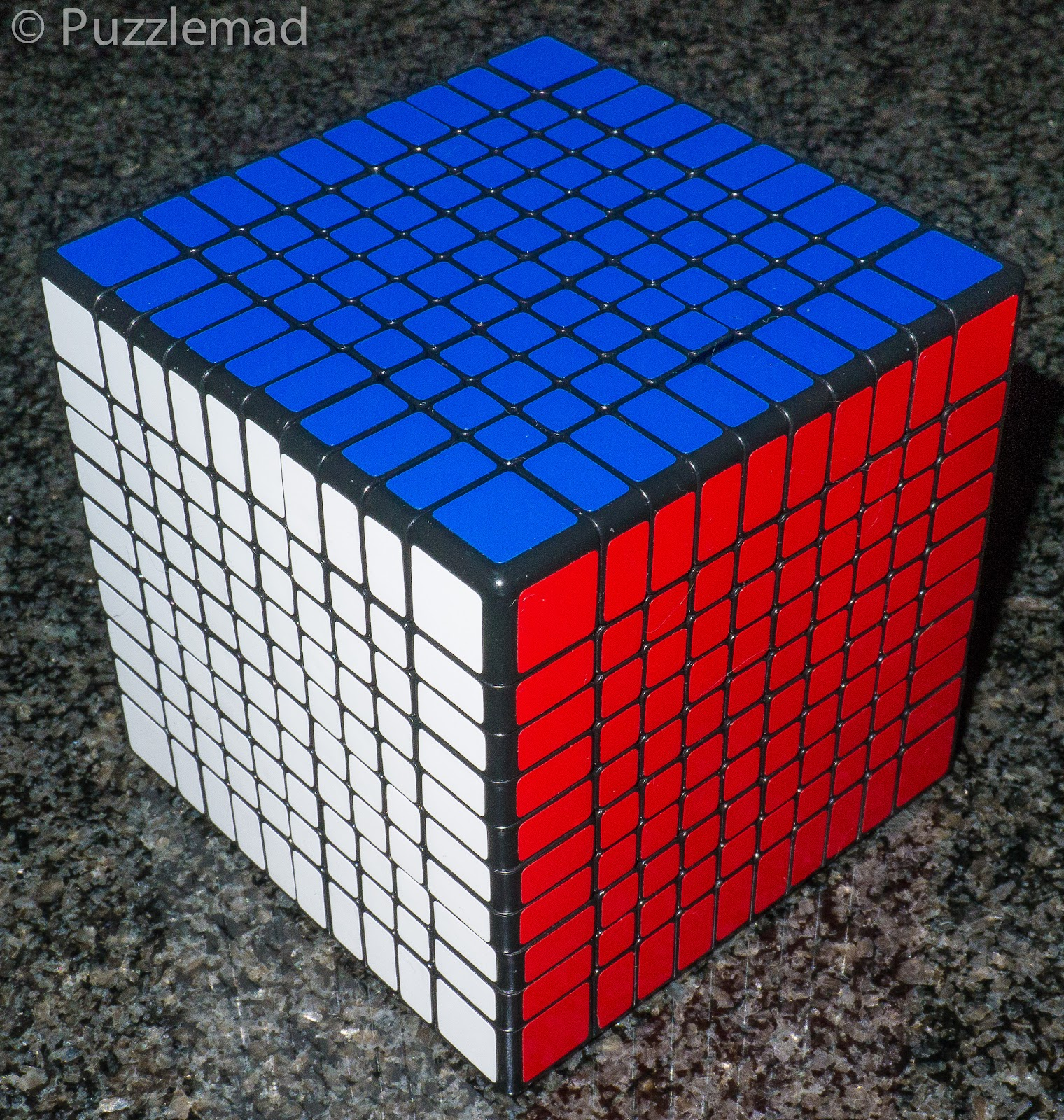 PuzzleMad: Parity is to be understood not feared!