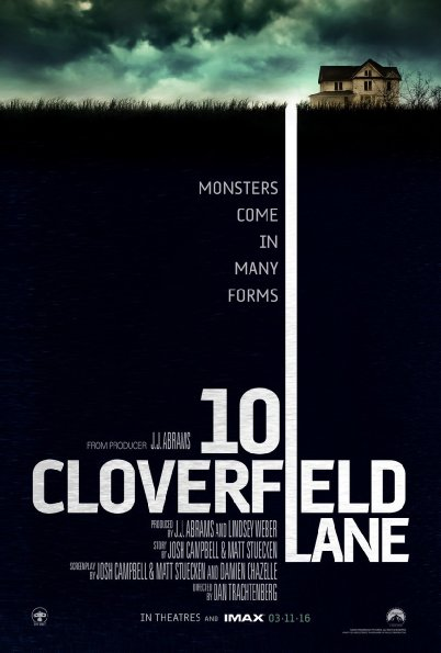 10 Cloverfiled Lane poster