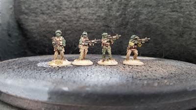 Elhiem Miniatures Australian SAS