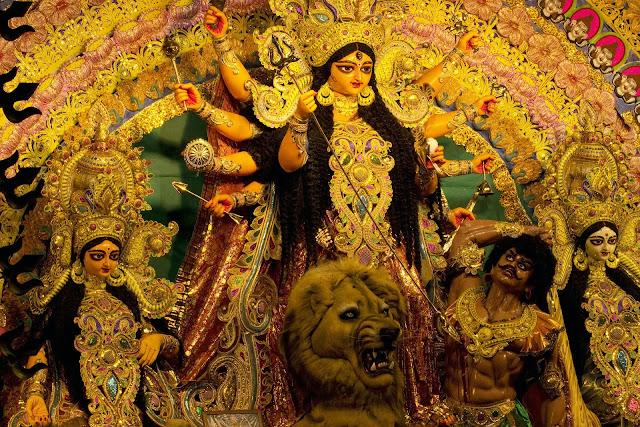 Indian God,bengal festival,durga puja