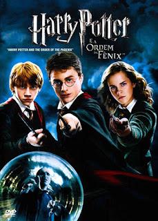 Capa filme Harry Potter e a Ordem da Fênix Grátis
