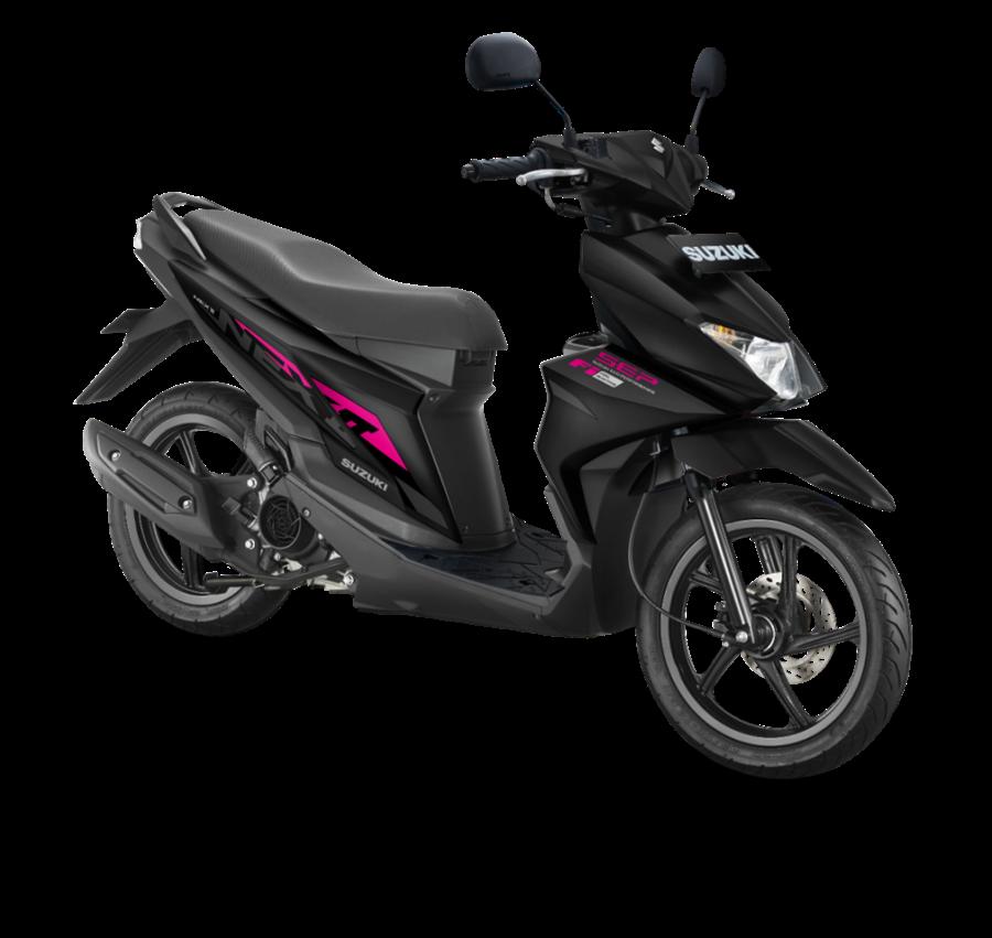 Suzuki Luncurkan NEX II Warna Baru 2020, Sesuai Generasi Muda