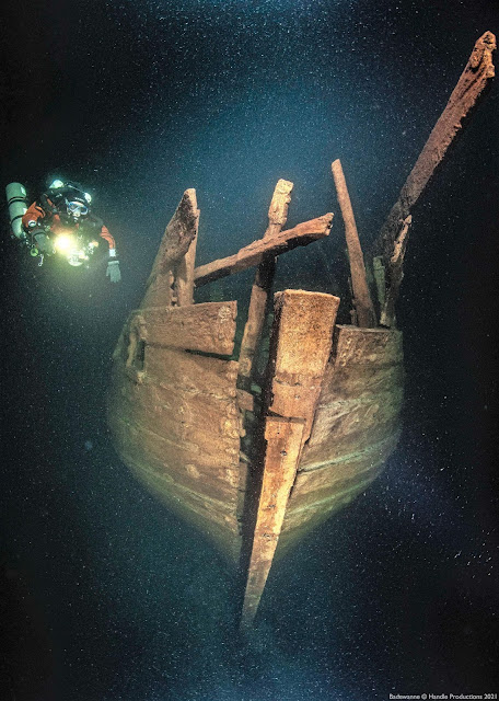 'Unique' Gulf of Finland shipwreck may be 400 years old