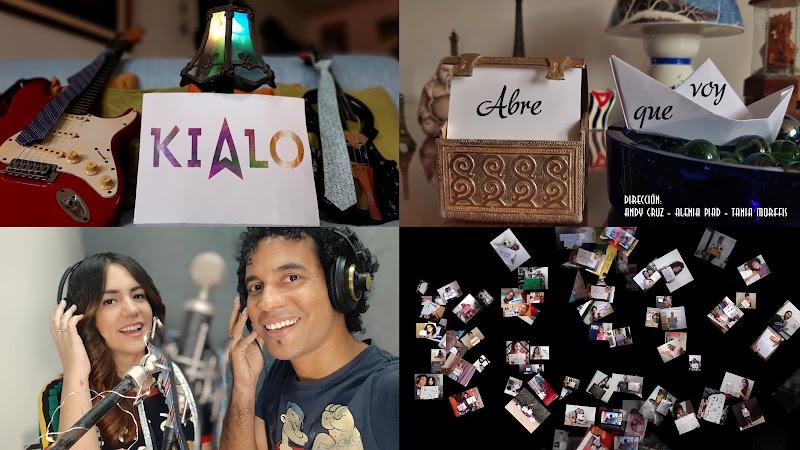 KIALO - ¨Abre que voy¨ - Videoclip - Dirección: Andy Cruz - Alenia Piad - Tania Morffis. Portal Del Vídeo Clip Cubano