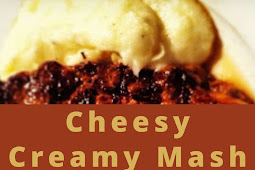 Cheesy Creamy Mash