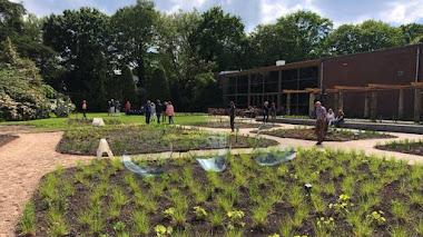 Museo Singer Laren: mucho arte y un nuevo jardín de Piet Oudolf