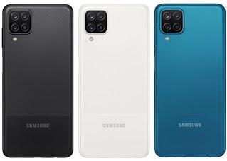 Samsung-galaxy-a12-colours