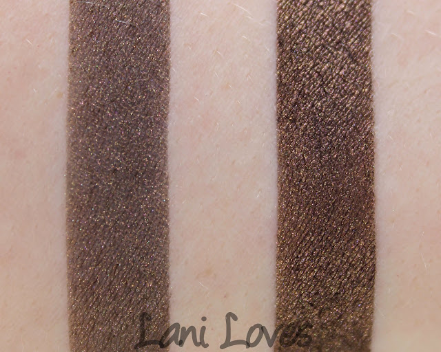 Innocent + Twisted Alchemy Seeping Petals Eyeshadow Swatches & Review