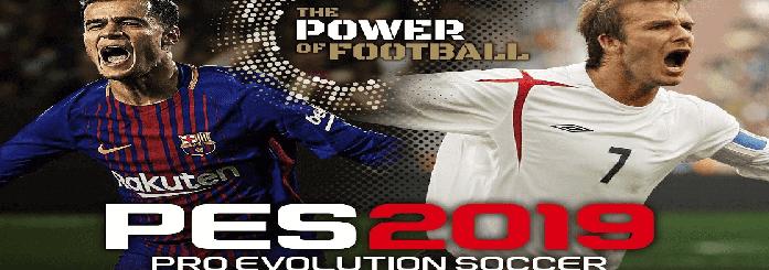تحميل لعبة بيس 2019 Download Pro Evolution Soccer للكمبيوتر مجانا