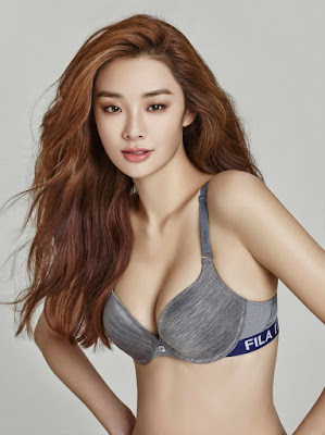 Stephanie Lee Fila Intimo Spring 2016