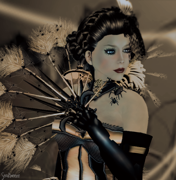 Miss Sally  Burlesque Couture and Halloween Costume by !dM deviousMind.    sc 1 st  Virtually Classic Fashion & Virtually Classic Fashion: