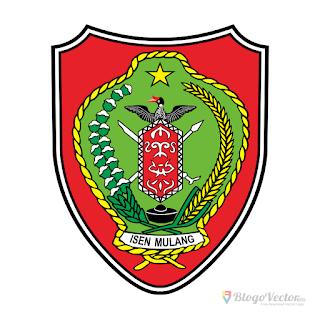 Provinsi Kalimantan Tengah Logo vector (.cdr)