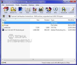 Cara Membuka File Rar & Zip Di Laptop Dan Komputer (PC) 2