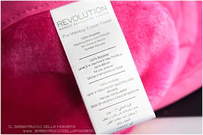 review pro makeup eraser towel panno struccante makeup revolution