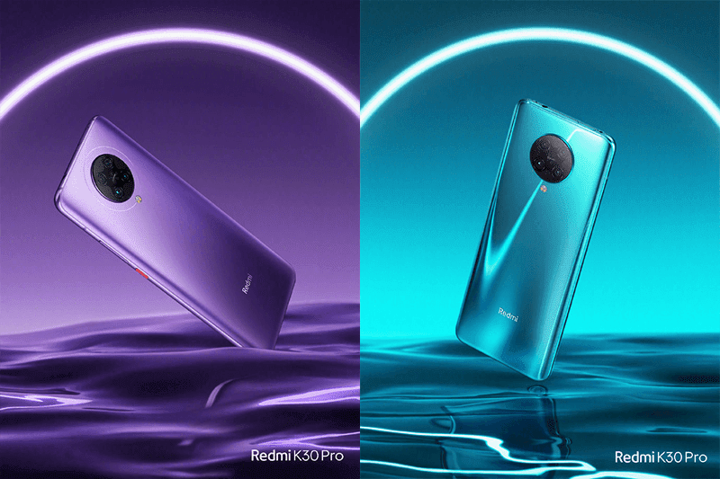 Alleged Redmi K30 Pro, K30 Pro Zoom Edition revealed ahead of launch
