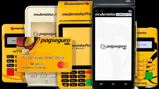 Prós e Contras do uso de Máquinas de Cartões de Crédito Tradicional