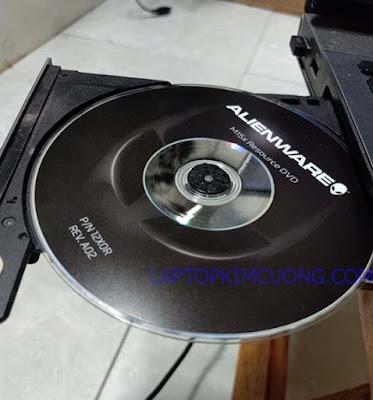 test dvd laptop