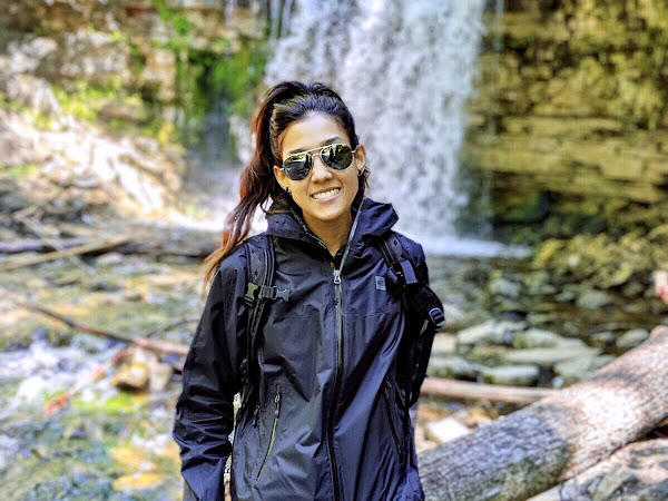 Fashion & Travel- Wednesdays are for Waterfalls!