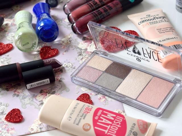 Les nouveautés Essence Cosmetics, mes premières impressions