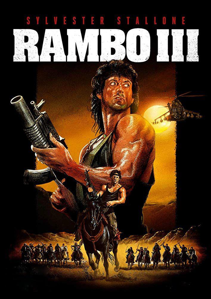 Rambo III [Special Edition] [1988] [DVDR] [NTSC] [Subtitulado]
