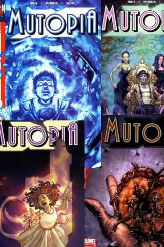 House of M: Mutopia X #1 - #5