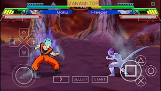 [300MB] Dragon Ball Z Shin Budokai 6 hors ligne PPSSPP MOD pour Android