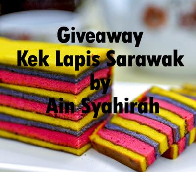 http://nurain-syahirah.blogspot.my/2016/11/giveaway-kek-lapis-sarawak-by-ain.html