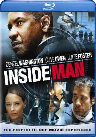 Inside Man 2006 Movie Free Download 720p BluRay DualAudio