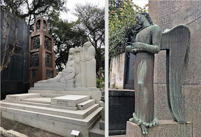 Fotos Sylvia Leite - Matéria Cemitério da Consolação - BLOG LUGARES DE MEMÓRIA